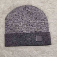 야구 모자 디자이너 니트 모자 비니 남성 여자는 캐시미어 격자 무늬 편지 캐주얼 두개골 모자 야외 패션 고품질 9 색을위한 모자 유니섹스