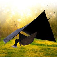 Tents And Shelters Outdoor Courtyard Hammock Special Sunshade Rain Canopy, Parking Can Be Used As Tent Waterproof Cushion