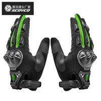 Scoyco / Saiyu واقية للدراجات النارية ركوب الفارس في الهواء الطلق كل الاصبع مكافحة هبوط قفازات MC29