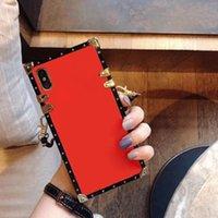 La caja de teléfonos móviles para hombres y mujeres con correa de hombro se puede transportar caja de teléfono móvil para iPhone 12 Pro Max 12 11 XR XS MAX 7/8 PLUS