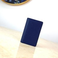 best quality genuinel leather mens short wallet with box luxurys designers wallet womens wallet purse credit card holder simple