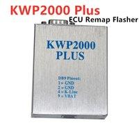 코드 판독기 스캔 도구 도착 KWP2000 Plus ECU REMAP Flasher 프로그래머 재 작성 OBD2 칩 튜닝 진단