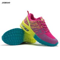 Tennis shoes Women Shoes Air cushions Height Mesh Sneakers Fitness Breathing Sports Women's hiking Trainers 0916
