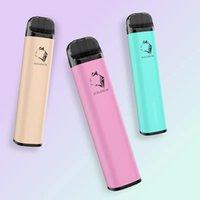 Gunnpod Disposables E Cigarettes Vape Device Kit 2000 Puffs 1250mAh Battery Prefilled 8ml Oil Pod Stick Vaporizer Pen pk Puff Bar Bang XXL