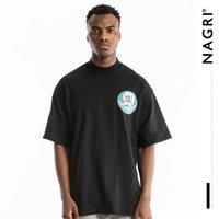 Nagri Fashion Men's Kanye Jesus Is the Same Hip-hop Short Sleeve T-shirt of King Music Album