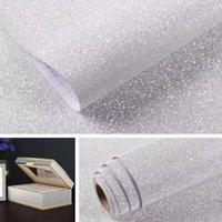 Wallpapers Furniture Decorative Film Bedroom Living Room Cupboard Self Adhesive Waterproof Stickers Packed Paper Wallpaper