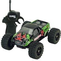 Smart Home Control 1:32 Full Scale 4CH 2WD 2,4 GHz Mini Off-Road RC Racing Auto LKW-Fahrzeug Highspeed 20km / h Remote-Spielzeug für Kinder