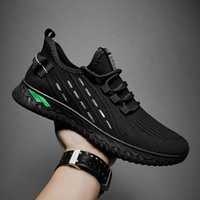 Air permeability of flying fabric shoes green Static Reflective Citrin Cloud White Synth Taillight zebra Men Women 2.0 Trainer Sneakers