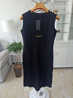 Damen T Shirts Kleid Top Qualität Damen Mode Designer Kurzarm 4 Farben Frauen Kleidung Größe S-L