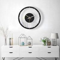 Numer 3D Watch Acrylic Mirrored Digital Wall Clock For Living Room Modern Design DIY Home Decor Clocks