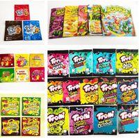 Edible Gummies Bag Weedtarts Starburst Edibles Packaging warheads errlli Trolli Trrlli airheads For Mylar bags
