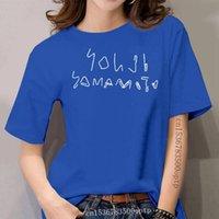 Women's T-Shirt T Shirt Two Sides Yamamoto Tee S To 3xl Cool Women MenT-shirt Size