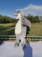 Image réelle Dolphin Mascot costume robe de fantaisie pour la personnalisation du support de fête Carnaval Halloween