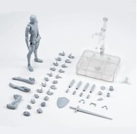 14cm Movible Mannequin Femenino Cuerpo Cuerpo Figura Toys Anime Muñeca Dibujo BJD Artista Arte Pintura Modelo Muñecas