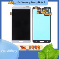 """Panneaux tactiles de téléphone portable 5.7 """"Digitzer d'écran d'origine pour Samsung Galaxy Note 3 N900 LCD Affichage Assemblage de remplacement"""