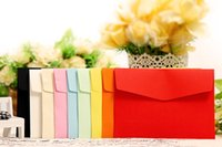 Color Blank Envelope Custom Printing Postcard Envelope Universal Envelope Greeting Card 125x175mm