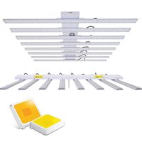 660W LED Grow Light PPF 1632 Fluence Spydr XPE2 Full Spectrum Lighting Gavita LED for Grow Tent and Commercial Growth Dimmable 48VDC Output