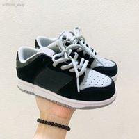 97 Baby Kids Марка Классические Runnning Shoes OG Юбилейные Мальчики Девочки Спортивная Обувь Тройной Черный Детские Дизайнерские Кроссовки Кроссовки Теннис