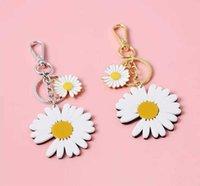 keychains Little Daisy key chain pendant bag decoration gap chrysanthemum power dragon same star Pendant