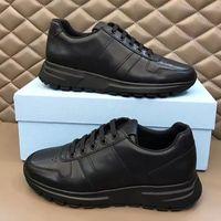 Herren Designer Sneakers Prax 01 Re-Nylon Lace-up Elegant Runner Trainer Dreieckplattform Casual Schuhe mit Box Top Qualität 276