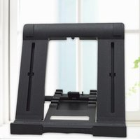 Cell Phone Mounts & Holders Desktop Adjustable Height Support Travel Non Slip Portable Tablet Holder Foldable Stable Stand