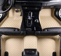 Nissan Murano 2011 ~ 2021 Araba Paspaslar Zemin Liner Oto Mat Tüm Halılar Lüks Tüm Hava Paspası