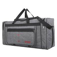 Duffel Bags Travel Duffle Men Waterproof Large Handbags Outdoor Women Weekender Luxury Carry On Luggage Bag Wear Resistant