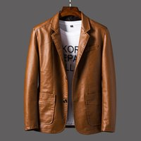 Winter Fur Men Soft PU Leather Jacket Male Business casual Coats Man Jaqueta Masculinas Inverno Couro Large size 6XL Leather Coats Men Plus