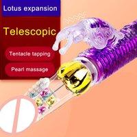 Vibradores para mulheres dildo g-spot brinquedo de brinquedo vibrador vagina clitóris fêmea massageador masturbação motor elétrico produto