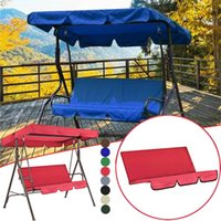 Podkładki zewnętrzne Wymiana Siedzenia Huśtawka Krzesło Wodoodporna Poduszka Patio Ogród Yard Camping Podróżowanie Kolorowe Poduszki