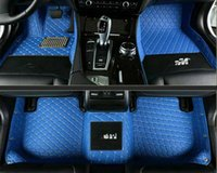 Floor Mats Luxury designers For Mercedes-Benz G-Class tasteless and easy to clean