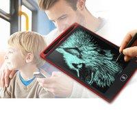 """هايت 8.5 """"lcd الكتابة اللوحي خط اليد لوحة الرسم الرقمية لوحة الرسومات paperless المفكرة دعم الشاشة وظيفة واضحة 2107445"""
