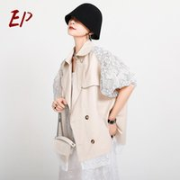 Summer Spring Coats Women Korean Fashion Streetwear Clothes ...