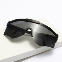 Ee Large Frame Pc Outdoor Sports Sunglasses Multicolor Glass Lingerie Stroh Summer Hat