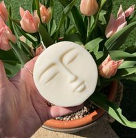 Craft Tools Minimalist Style Face Design Candle Silicone Mold For Handmade Ornaments Soap Plaster Jewelry Handicrafts Mould DIY