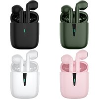True Wireless Earbuds 2021 Sport Super Bass Stereo Headphone Earphones with Automatic Connected