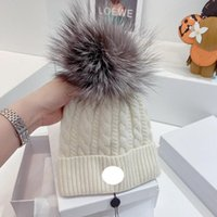 High quality Design Fashion Winter caps Hats for Women and men Beanies Warm Casual Girl Cap snapback pompon beanie 6 color
