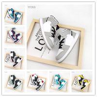 J I Mid-top Sneakers Crianças Menina Menina Junior Junior Crianças Casuais Treinadores Infants 1s Criança Pine Green Game Royal Scotts Basketball Sapatos