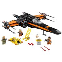 Star Wart X Wing Fighter Modelo Modle Building Blocks Tijolos Toy Space SpaceCraft Spacecraft