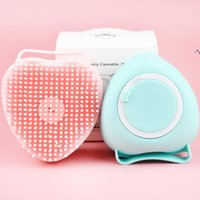 NEWBathroom Puppy Big Dog Cat Bath Massage Gloves Brush Soft Safety Silicone Pet Accessories for Dogs Cats Tools Mascotas Products GWA9301