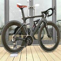 밥 개념 탄소 도로 자전거 검은 자전거 상점 Ultegra 그룹 세트 88mm Bob Wheelset