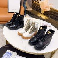 Designers Martin Boots Designer Sapatos ClassCial Negro Mulheres Montas Highet Qualidade 6cm Caixa de Sapato de Inverno Incluído Casqueta Sapatos