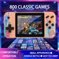 G3 HD Large Screen Game Console Built-in 800 Classic Games 3.5-inch Portable Retro Video Screen Game Console Doubles Singles