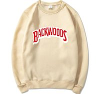 740 Backwoods Hoodie Bireysel Kaya erkek T-Shirt Kazak Mektup Baskı Moda Rahat Kazak Kazak Uzun Kollu Erkek Hoodies
