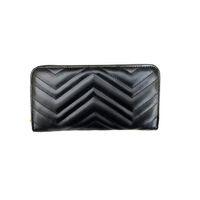 Nouveau portefeuille long pour femmes sacs à repasser Sac à fermeture à glissière pour femme Porte-cartes de la carte de poche de poche de qualité supérieure porte-monnaie livraison gratuite