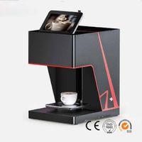 3d Digital Printer Automatic food Grade coffee printer selfie latte art printing machine and so on
