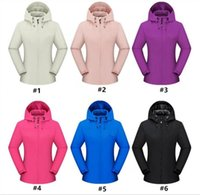 Women outdoor jacket Helly Fashion Casual Warm Windproof Ski Face Coats Outdoors Hoodies