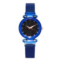 온라인 유명 인사 판매 게으른 숙녀 CH 자석 스트랩 패션 스타 여성 손목 시계