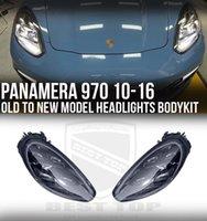 Autoscheinwerfer führten Fahrlampen für Panamera 2011 oder 2021 Altstil zu Accessoires