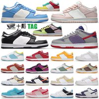 2021 UNC coast dunk running shoes men chunky dunky Scott white black Cactus elephant university red Navy Gum low women Sneakers trainers